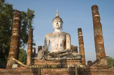 Free Ancient Image  Buddha  Statue Royalty Free Stock Photography - 20028707