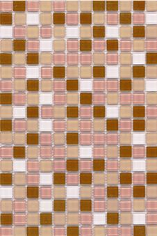Free Pink Coffee Mosaic Royalty Free Stock Images - 20028809