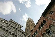 Free Dome Of Lucca Royalty Free Stock Images - 20029439