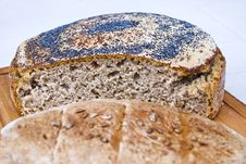 Free Homemade Bread Royalty Free Stock Photos - 20029558
