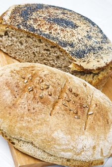 Free Homemade Breads Royalty Free Stock Images - 20029579
