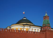 Free The Moscow Fortress Stock Photography - 20029702