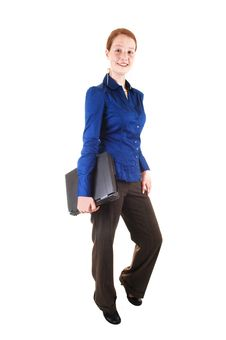 Free Businesswoman. Royalty Free Stock Images - 20029789