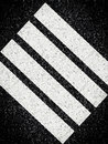 Free Abstract Stripes On Asphalt Stock Photos - 20032823