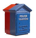Free Police Telephone Box Stock Photos - 20034143