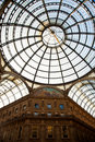 Free Milan - Luxury Gallery Royalty Free Stock Images - 20037369