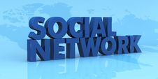 Free Social Network Royalty Free Stock Image - 20030176