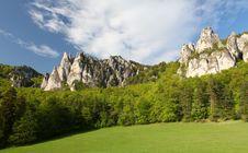 Free Climbing Rock Stock Image - 20030371