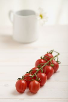 Free Cherry Tomatoes Stock Photos - 20030493