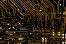 Free Printed-circuit Board Stock Photography - 20030952