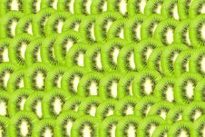 Free Background Of The Kiwi Fruit Stock Image - 20031381