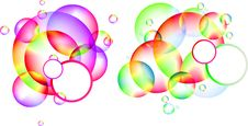 Free Bubbles Background Royalty Free Stock Photos - 20031878