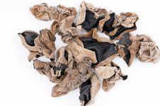 Free Chinese Mushroom Royalty Free Stock Image - 20032286