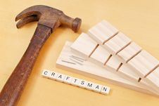 Free Craftsman Stock Photography - 20032752