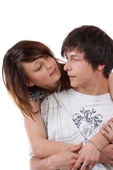 Free Loving Couple Stock Photos - 20033353