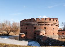 Free Old Historic Fortress Royalty Free Stock Photo - 20033535