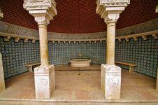 Sintra Moorish Fountain Stock Photography