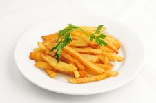 Free French Fries Stock Photo - 20034740