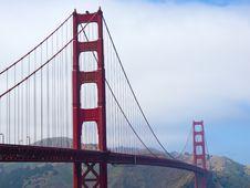 Free Golden Gate Bridge Royalty Free Stock Photography - 20035047