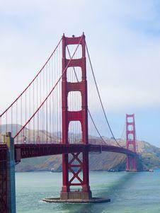 Free Golden Gate Bridge Royalty Free Stock Images - 20035059