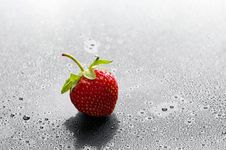 Free Red Strawberry Royalty Free Stock Photography - 20036717