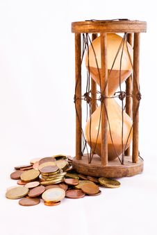 Free Time And Money Royalty Free Stock Photos - 20037268