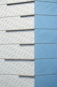 Free Lines And Shapes Of Walls Stock Photography - 20037752