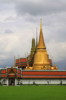Wat Phra Kaeo Royalty Free Stock Images
