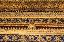Free Thai Motifs Stock Images - 20038214