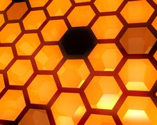 Free Honeycomb Stock Images - 20038694