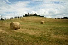 Free Tuscan Landscape Royalty Free Stock Photos - 20038818
