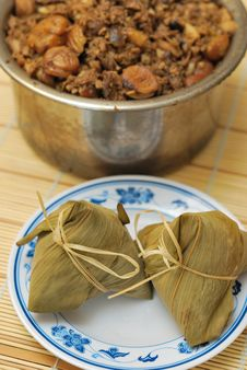 Free Traditional Meat Dumplings Stock Photography - 20038952