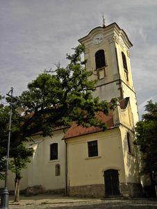 Free Szentendre Church Stock Images - 20038954