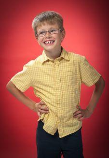 Free Smiling Boy Royalty Free Stock Photo - 20039065