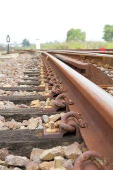 Free Railway Royalty Free Stock Photo - 20039885