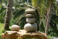 Free Pile Of Pebble Stones Royalty Free Stock Image - 20043426