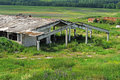 Free Old Abandoned Destroyed Farm Building Royalty Free Stock Photos - 20046968