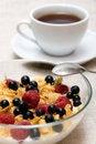 Free Healthy Breakfast Royalty Free Stock Photo - 20047465