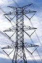 Free Electricity Transmission Tower Royalty Free Stock Photography - 20049107