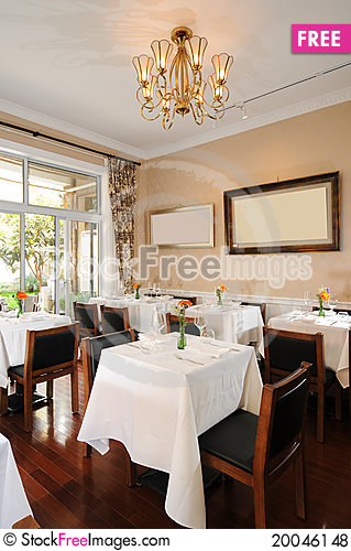 Free Restaurant Royalty Free Stock Photos - 20046148