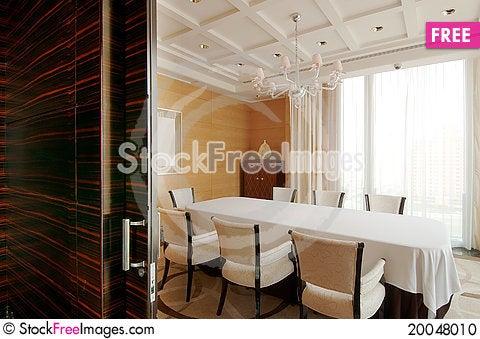 Free Restaurant Stock Photo - 20048010