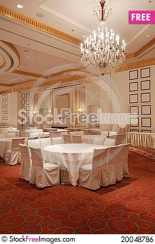 Free Restaurant Royalty Free Stock Image - 20048786