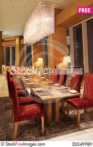 Free Restaurant Royalty Free Stock Images - 20049989