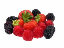 Free Fruit Assortment Royalty Free Stock Photo - 20040295