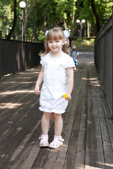 Free Adorable Small Girl Stock Photo - 20041480
