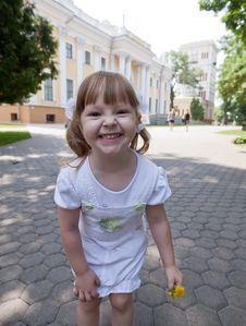 Free Adorable Small Girl Stock Photos - 20041503