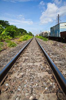 Free Railway In Thailand Stock Photos - 20041543