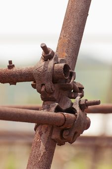 Free Rusty Iron Pipe Royalty Free Stock Photo - 20042855
