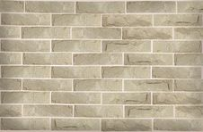 Free Crack Stone Brick Wall Stock Image - 20043001