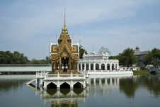 Free Bang Pa In Palace,Ayutthaya,Thailand Royalty Free Stock Photos - 20043698